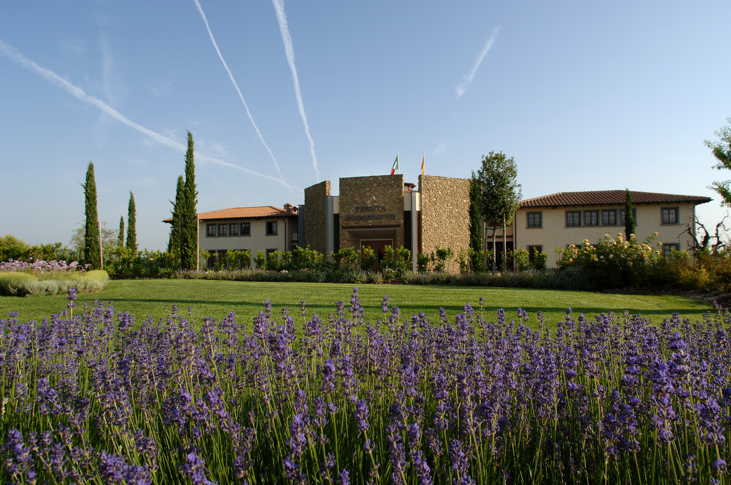 """Toscana Wine Architecture"" circuit includes Podernovo"