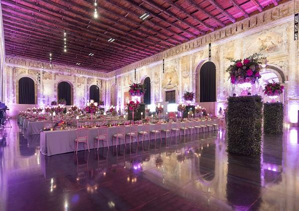 Lunelli Estates attends the Venetian Heritage Gala dinner